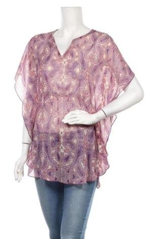 Дамска блуза Colours Of The World, Размер M, Цвят Многоцветен, Цена 4,20лв.