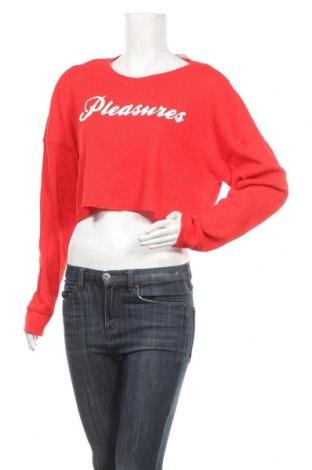 Γυναικεία μπλούζα Forever 21, Μέγεθος S, Χρώμα Κόκκινο, 60% βαμβάκι, 40% πολυεστέρας, Τιμή 5,91€