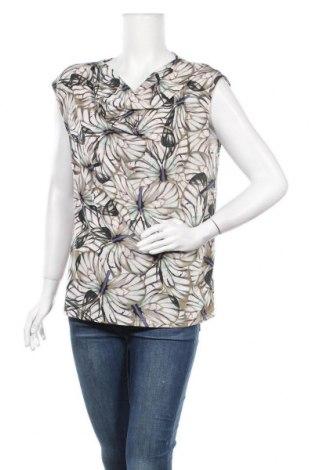 Дамска блуза Friendtex, Размер M, Цвят Многоцветен, 90% полиестер, 10% еластан, Цена 13,39лв.
