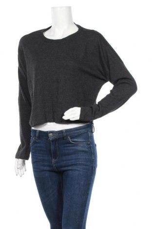 Дамска блуза Glassons, Размер S, Цвят Сив, 65% памук, 35% полиестер, Цена 4,99лв.