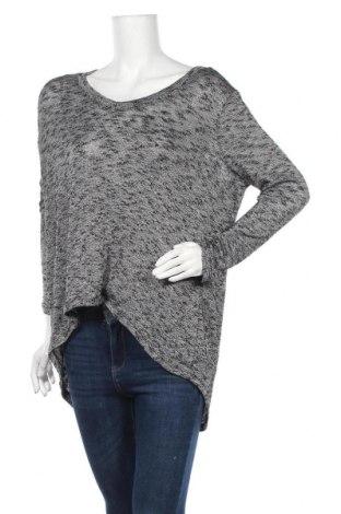 Дамска блуза Glassons, Размер M, Цвят Сив, 59% вискоза, 39% полиестер, 2% еластан, Цена 8,03лв.