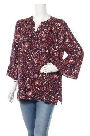 Дамска блуза Gloria Vanderbilt, Размер L, Цвят Многоцветен, Вискоза, Цена 17,64лв.