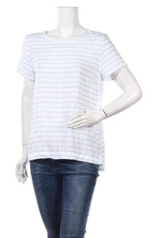 Дамска блуза H&M L.O.G.G., Размер L, Цвят Бял, Вискоза, Цена 11,76лв.