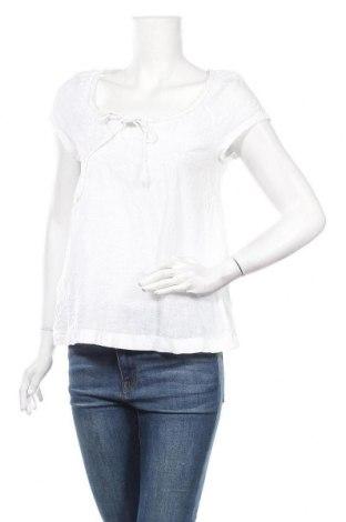 Дамска блуза H&M L.O.G.G., Размер S, Цвят Бял, Цена 14,18лв.