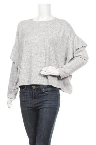 Дамска блуза H&M L.O.G.G., Размер S, Цвят Сив, Цена 10,71лв.