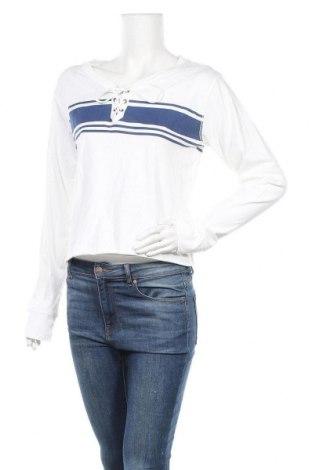 Γυναικεία μπλούζα Hollister, Μέγεθος S, Χρώμα Λευκό, Βαμβάκι, Τιμή 5,71€