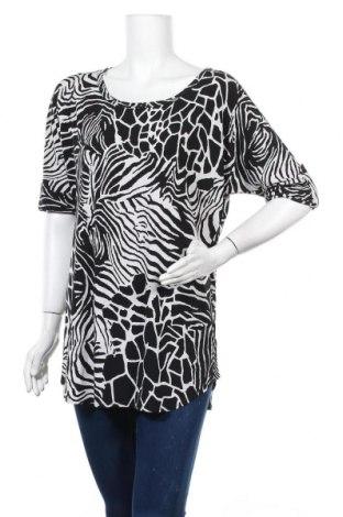 Дамска блуза INC International Concepts, Размер L, Цвят Черен, Цена 8,40лв.