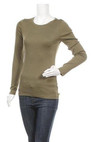 Γυναικεία μπλούζα J.Crew, Μέγεθος S, Χρώμα Πράσινο, Τιμή 4,42€