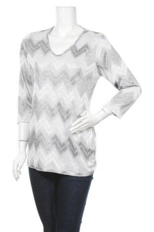 Дамска блуза Janina, Размер L, Цвят Сив, Цена 18,90лв.