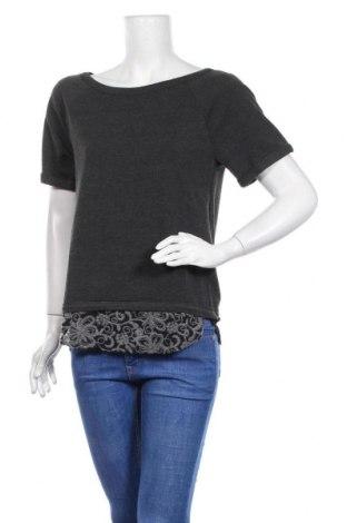 Дамска блуза Jones, Размер M, Цвят Сив, 62% вискоза, 33% полиестер, 5% еластан, Цена 17,00лв.