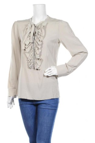 Дамска блуза Jones, Размер S, Цвят Бежов, Вискоза, Цена 23,12лв.