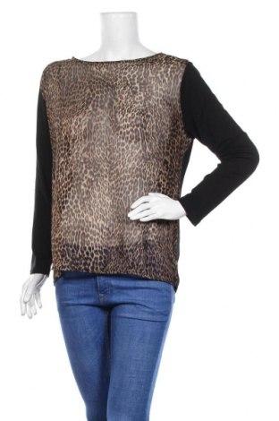 Дамска блуза Jones, Размер L, Цвят Кафяв, 97% вискоза, 3% еластан, Цена 17,68лв.