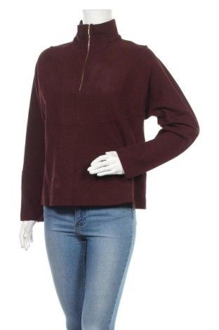 Γυναικεία μπλούζα Massimo Dutti, Μέγεθος S, Χρώμα Κόκκινο, Βαμβάκι, Τιμή 14,25€