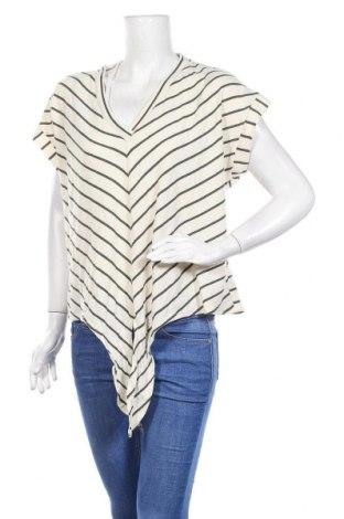 Дамска блуза Monteau, Размер XL, Цвят Жълт, 80% полиестер, 20% памук, Цена 10,71лв.