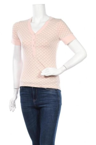 Γυναικεία μπλούζα Noa Noa, Μέγεθος S, Χρώμα Ρόζ , 92% βαμβάκι, 8% ελαστάνη, Τιμή 19,74€