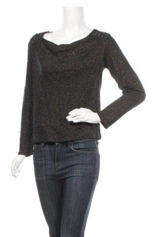 Γυναικεία μπλούζα Ny Collection, Μέγεθος M, Χρώμα Μαύρο, 95% βισκόζη, 6% ελαστάνη, Τιμή 3,86€