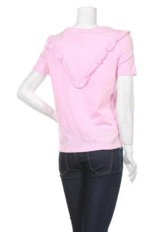 Дамска блуза Project Unknown, Размер S, Цвят Розов, Памук, Цена 27,00лв.