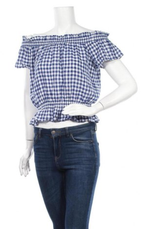 Дамска блуза Rails, Размер S, Цвят Син, Цена 21,42лв.