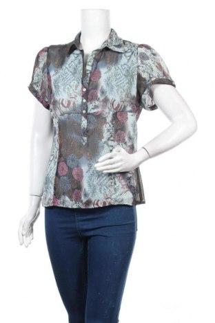 Дамска блуза Reitmans, Размер L, Цвят Многоцветен, Полиестер, Цена 4,73лв.