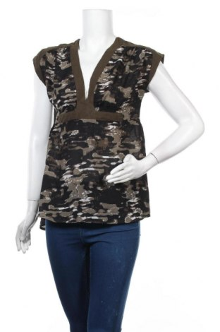 Дамска блуза Rw & Co., Размер M, Цвят Зелен, Полиестер, Цена 4,73лв.