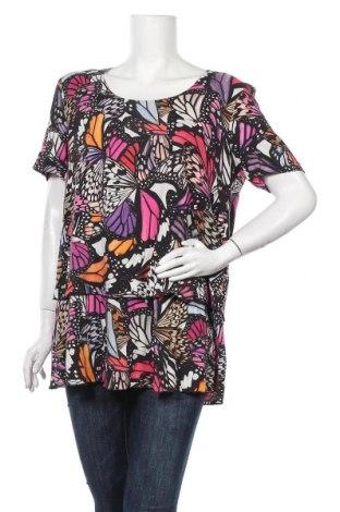 Дамска блуза Samoon, Размер L, Цвят Многоцветен, Цена 5,36лв.
