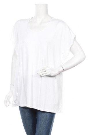Дамска блуза Sara Lindholm, Размер XL, Цвят Бял, 95% полиестер, 5% еластан, Цена 17,96лв.