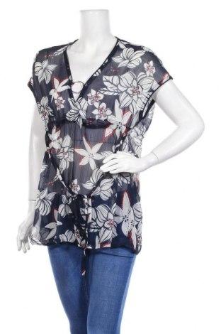 Дамска блуза Seaside, Размер M, Цвят Многоцветен, Полиестер, Цена 4,59лв.