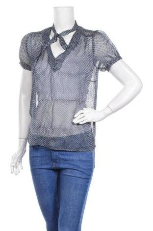 Дамска блуза Soaked In Luxury, Размер S, Цвят Син, Цена 3,82лв.