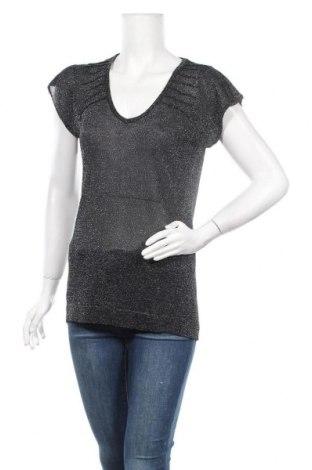 Дамска блуза Tara, Размер L, Цвят Многоцветен, 90% вискоза, 10% лен, Цена 4,46лв.