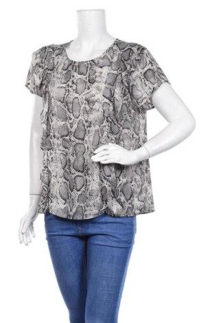 Дамска блуза Tigha, Размер M, Цвят Сив, Цена 6,24лв.