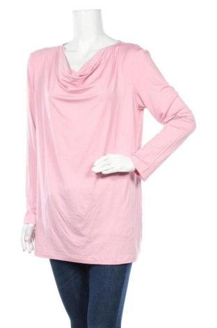 Γυναικεία μπλούζα Up 2 Fashion, Μέγεθος L, Χρώμα Ρόζ , 95% βισκόζη, 5% ελαστάνη, Τιμή 4,09€