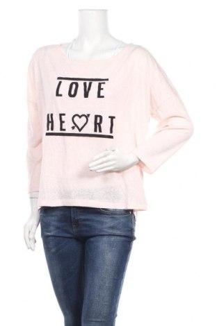 Γυναικεία μπλούζα Up 2 Fashion, Μέγεθος M, Χρώμα Ρόζ , Πολυεστέρας, Τιμή 5,52€