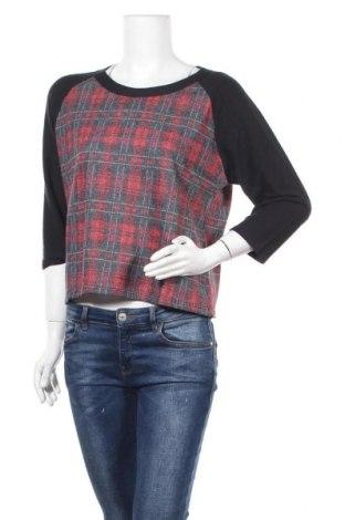 Дамска блуза Urban By Venca, Размер M, Цвят Многоцветен, 71% полиестер, 29% памук, Цена 28,50лв.