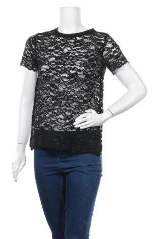 Γυναικεία μπλούζα Vrs Woman, Μέγεθος M, Χρώμα Μαύρο, 75% πολυαμίδη, 25% βαμβάκι, Τιμή 7,79€