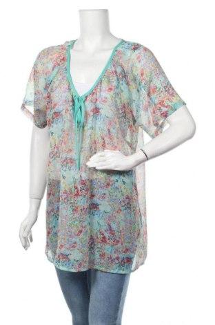 Дамска блуза Zhenzi, Размер XL, Цвят Многоцветен, Полиестер, Цена 3,94лв.