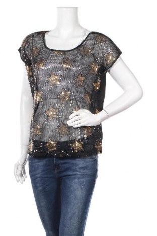 Дамска блуза Znk, Размер XL, Цвят Черен, Цена 6,72лв.
