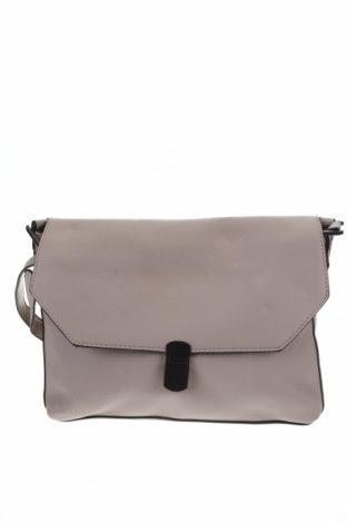 Γυναικεία τσάντα, Χρώμα  Μπέζ, Δερματίνη, Τιμή 13,25€