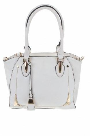 Дамска чанта, Цвят Бял, Еко кожа, Цена 29,40лв.