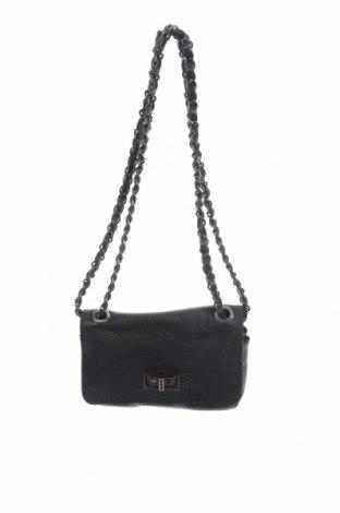 Γυναικεία τσάντα, Χρώμα Μαύρο, Γνήσιο δέρμα, Τιμή 24,68€