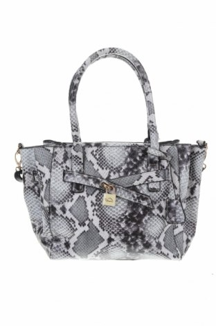 Дамска чанта Carpisa, Цвят Сив, Еко кожа, Цена 29,40лв.