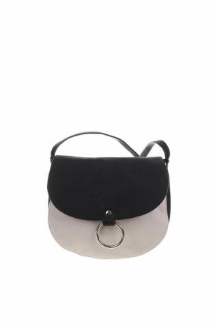 Γυναικεία τσάντα Clockhouse, Χρώμα Μαύρο, Δερματίνη, Τιμή 18,70€