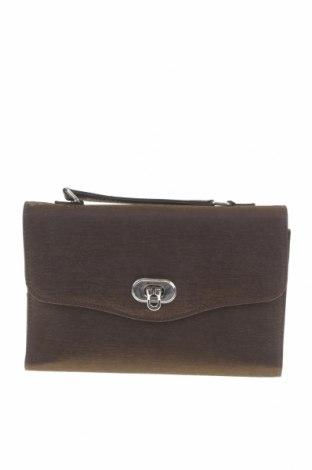 Дамска чанта Club Monaco, Цвят Кафяв, Текстил, Цена 11,03лв.