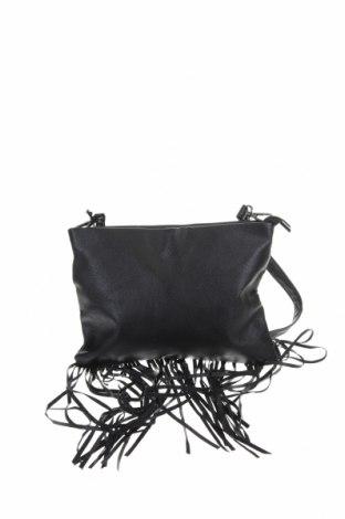 Γυναικεία τσάντα Factorie, Χρώμα Μαύρο, Δερματίνη, Τιμή 11,11€