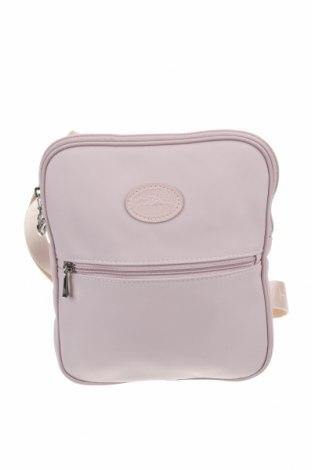 Γυναικεία τσάντα Longchamp, Χρώμα Ρόζ , Δερματίνη, Τιμή 34,62€