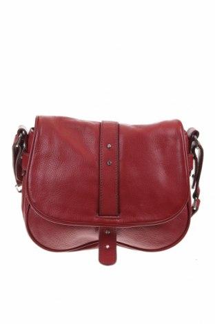 Дамска чанта Marcs, Цвят Червен, Естествена кожа, Цена 57,86лв.