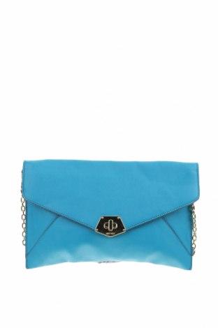Дамска чанта Nine West, Цвят Син, Еко кожа, Цена 26,78лв.