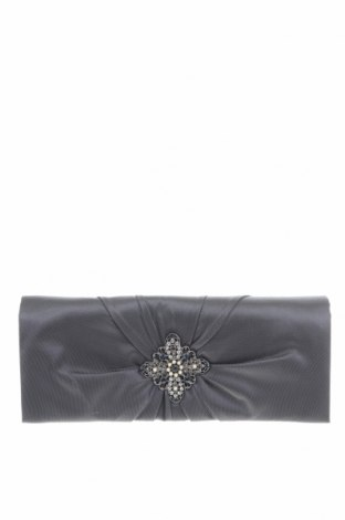 Дамска чанта Olga Berg, Цвят Сив, Текстил, Цена 40,95лв.