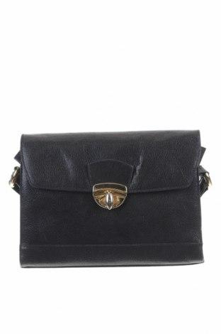 Дамска чанта Picard, Цвят Черен, Естествена кожа, Цена 43,50лв.
