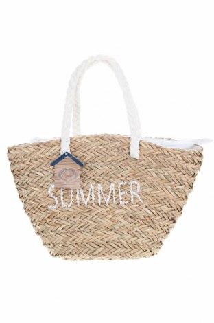 Дамска чанта Sophie, Цвят Бежов, Други тъкани, Цена 39,00лв.