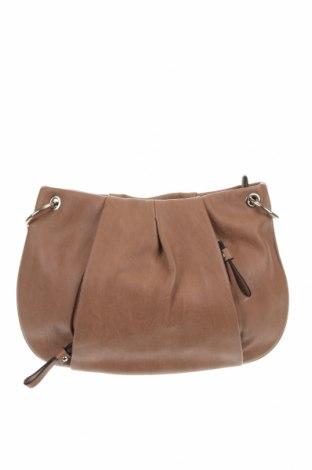 Γυναικεία τσάντα Sussan, Χρώμα Καφέ, Δερματίνη, Τιμή 13,25€
